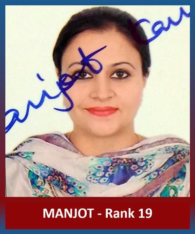 Manjot-Kaur-rank-19-pcs-2018-divine-institute-of-judicial-services