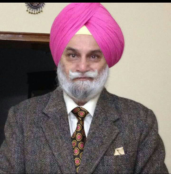Prof. R.S. Grewal, Former Director, UILS, Panjab University, Chandigarh (teaching CrPc & IPC)