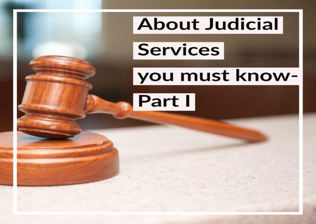 judicial coaching